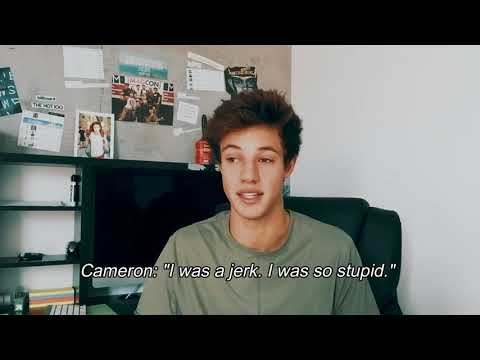 if Cameron's your boyfriend.