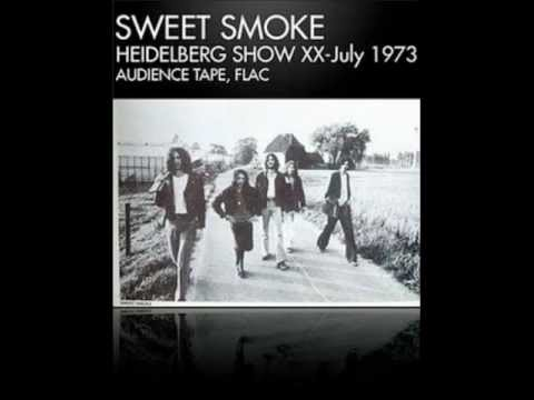Sweet Smoke - Heidelberg Show XX - July 1973 Full Album