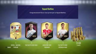 Fifa 18 - squad battles rewards weekly #3 - dele alli pro player stats