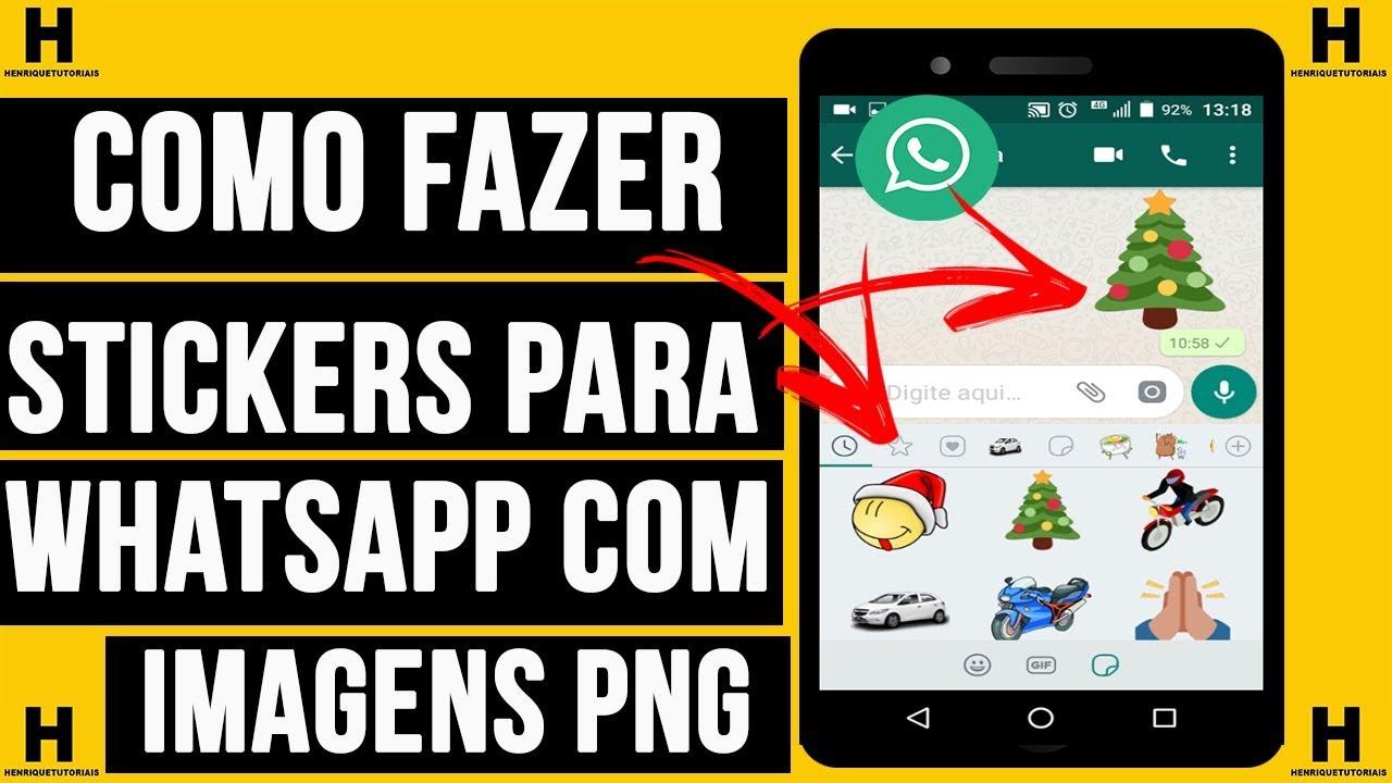 app para fazer stickers whatsapp