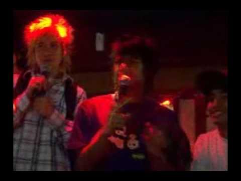 Karaoke Singing haha