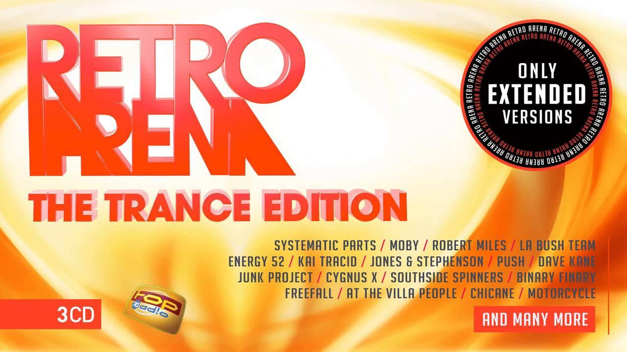 Retro Arena - The Trance Edition - Mixed by Vinn Topradio