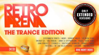 Retro Arena - The Trance Edition - Mixed by Vinn Topradio