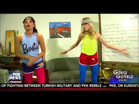 09-20-15 Kat Timpf on Gutfeld - Millennials Watch CNN GOP Debate