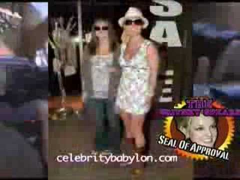 Britney Spears Says Hello to Celebrity Babylon