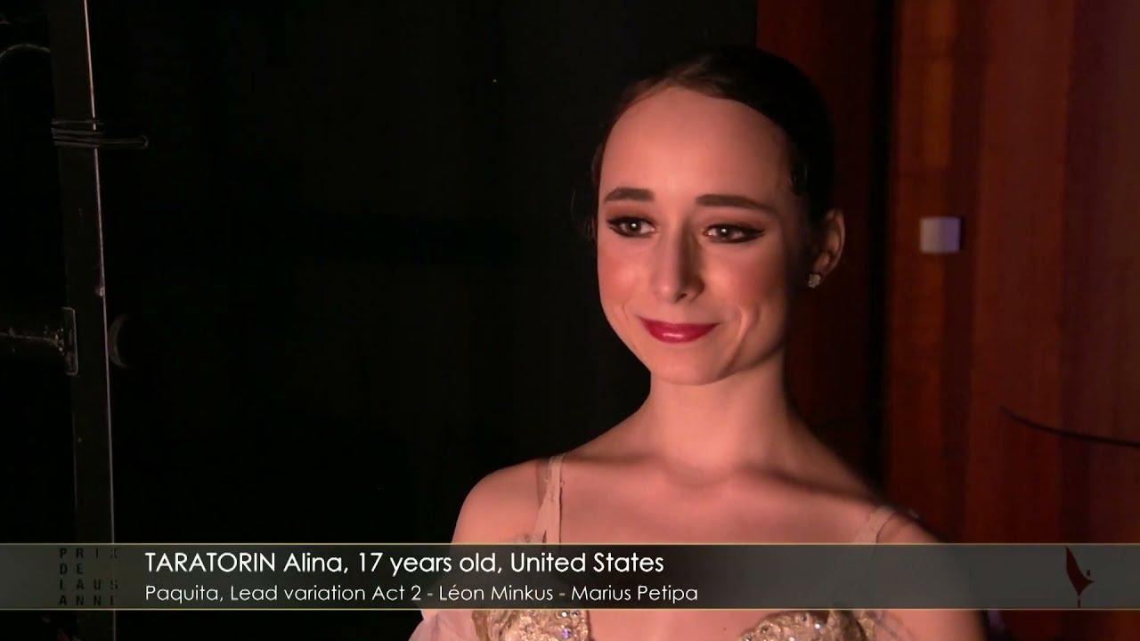 Prix de Lausanne 2020 | Alina Taratorin Paquita Lead Variation Act 2 (Bayer Ballet)