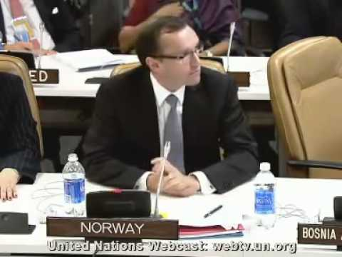 High Level UN Panel on Preventing SGBV and Securing Justice For Survivors - Sept 25, 2012