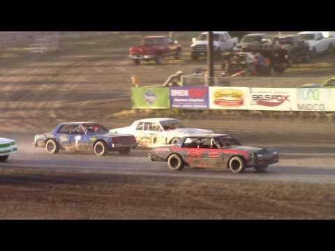 Dacotah Speedway Hobby Stock A-Main (6/16/17)