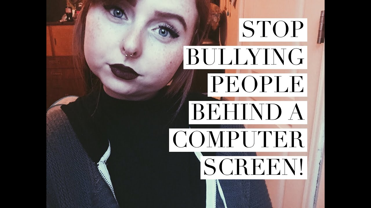 Why do people bully other people? Stop. - YouTube