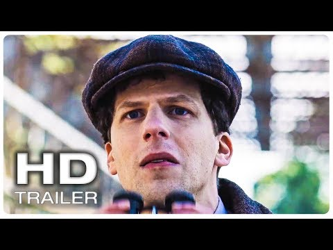 RESISTANCE Trailer #1 Official (NEW 2020) Jesse Eisenberg Drama Movie HD
