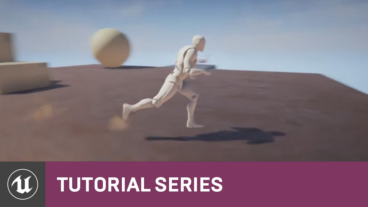 BP 3rd Person Game: Introduction | 01 | v4 8 Tutorial Series | Unreal Engine