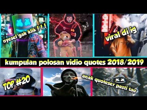 #sirenofficial #polosanvidioquotes #quotesold  Kumpulan Polosan Vidio Quotes Old 2018/2019!!