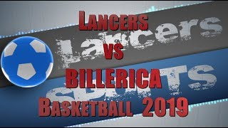 LHS Boys Basketball vs Billerica