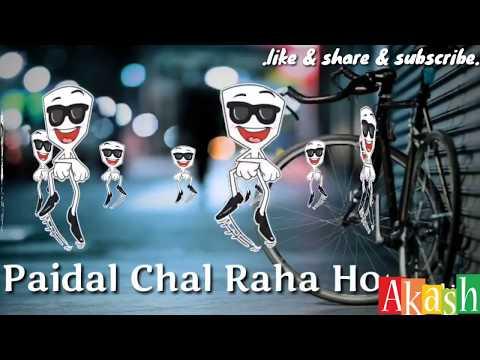 Paidal Chal Raha Hoon Mr.khiladi & Mrs.khiladi Chaiye WhatsApp  Love Song Status