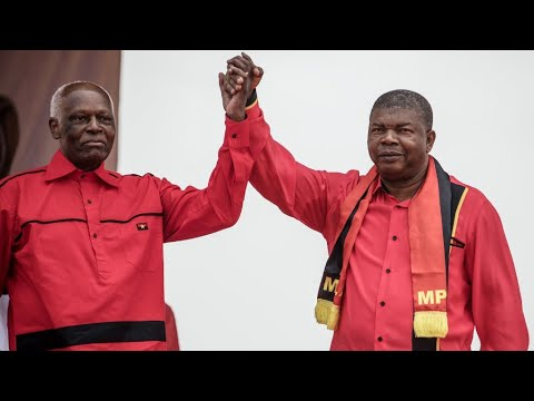 Angola: Voters elect new president after 38 years of dos Santos rule