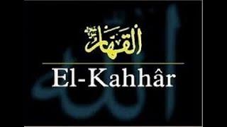 EL-KAHHAR İsmi ve Faziletleri   Kayıp Dualar