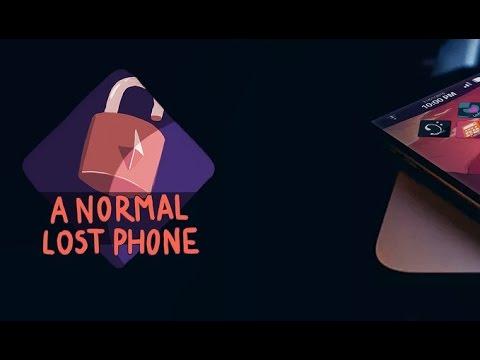 A Normal Lost Phone -full game Walkthrough || RexTech || |