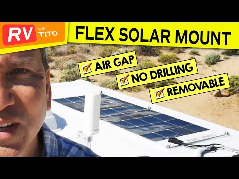 The Truth About Flexible Solar Panels - YouTube