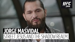 Jorge Masvidal: Jesus sends you to heaven, Street Jesus baptises and you go to the Shadow Realm baby