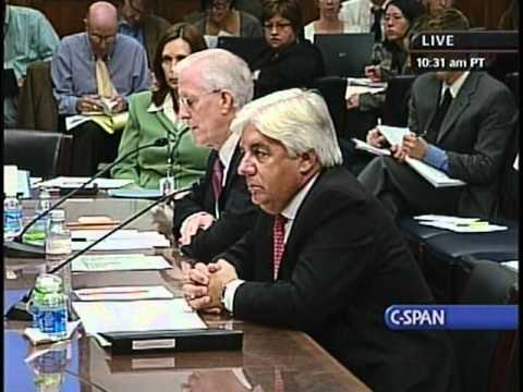 AIG Bailout Oversight Hearing, Panel 2