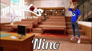 MIRACULOUS MOMENTS | 🐞 NINO 🐞 | Tales of Ladybug and Cat Noir