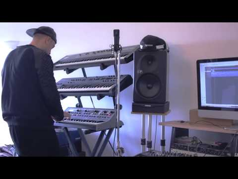Alix Perez - In The Studio