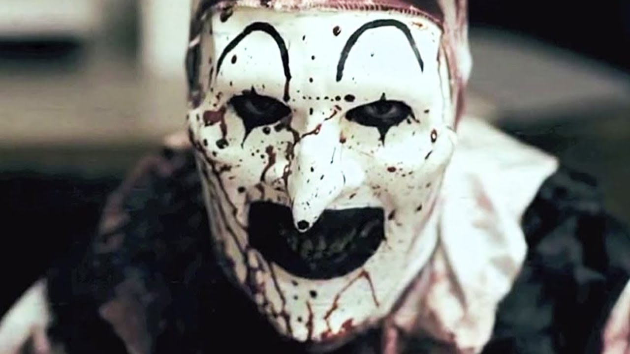 terrified film