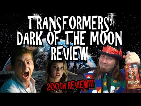 Transformers: Dark of The Moon Review - 200TH REVIEW!!!