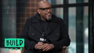 Forest Whitaker Describes Doing Scenes With Eric Bana