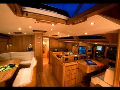Amazing Lyman Morse Boatbuilding Yacht Interiors.mp4