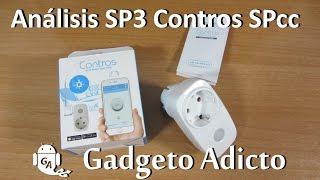 Análisis Broadlink SP3 Contros SPcc (en Español)