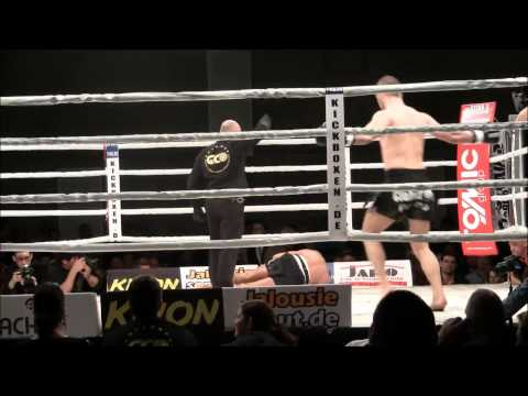 David Dardan Morina Vs Mehmet Balik Stekos Fight Night 20.04.2013