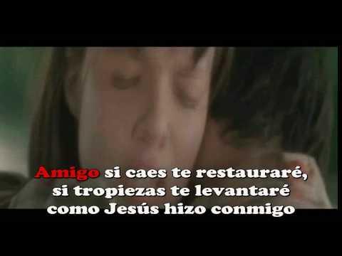 Amigo - Juan Carlos Alvarado (Pista - Karaoke)