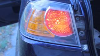 How To Install Led Tail Lights!