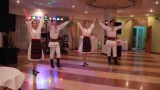 """Ansamblul de dansuri populare """"Țărăncuța"""""""