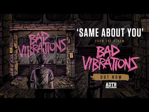 A Day To Remember  Same About You Audio