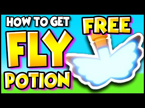 How To Get a FREE FLY POTION in Adopt Me Roblox WITHOUT Robux! 100% FREE and WORKING!! thumbnail