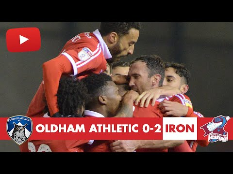 Oldham Scunthorpe Goals And Highlights