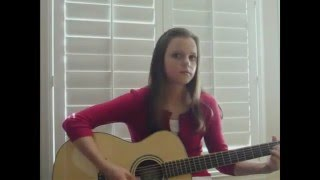 """Me singing """"Bubbly"""" by Colbie Caillat (RE-UPLOAD)"""