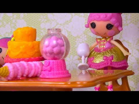 Куклы Лалалупси Мультик | Дети против Взрослых на 8 марта. Игрушки с Вероничкой Lalaloopsy