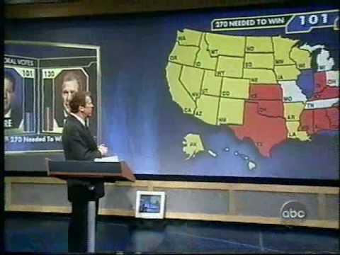ABC The 2000 Vote