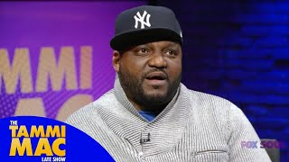 Aries Spears Explains Why Black People SHOULD Question God & More - The Tammi Mac Late Show