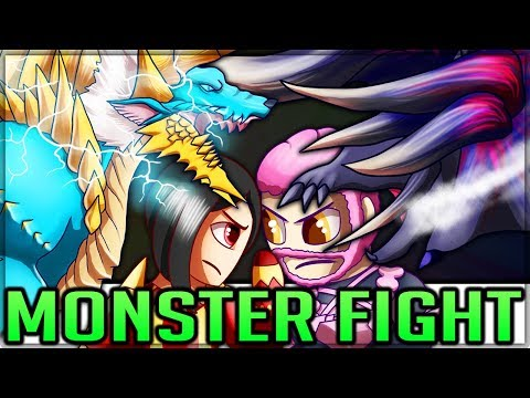 Flagship Fight Special - Pro VS Noob - ULTIMATE TURF WAR - Monster Hunter World! (Lore/Discussion) thumbnail