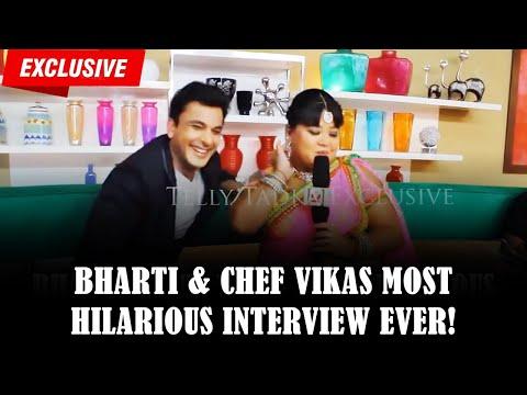 Bharti Singh - 'Chef Vikas Khanna is my Deewana'