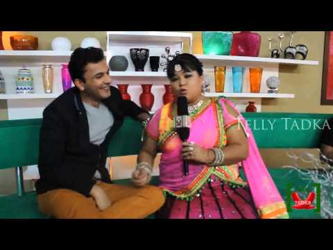 Bharti Singh - 'Chef Vikas Khanna is my Deewana'