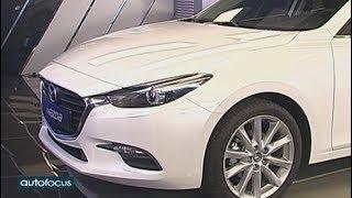 Auto Focus - Mazda3 2018 - 21/08/2018