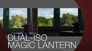 Magic Lantern Dual ISO I Dual ISO vs. RAW