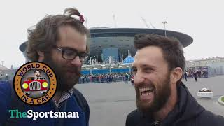 FIFA WORLD CUP IN A CAR DAY 26 PART THREE: It