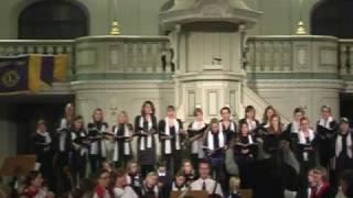 Benefiz-Weihnachtskonzert (2.Teil) des Lionsclubs Hohenschönhausen mit der Musikschule Lichtenberg