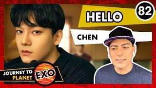 """EXO (엑소) – CHEN (첸) - """"HELLO"""" – MV REACTION"""